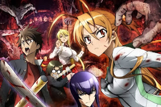Highschool of the Dead Batch Subtitle Indonesia