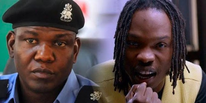 Police set up meeting with Naira Marley to discuss SARS reform