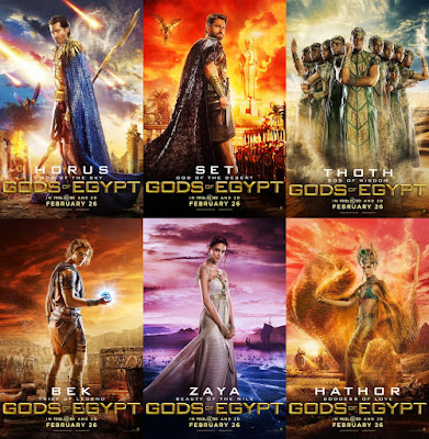 Sinopsis Film Gods Of Egypt 2016