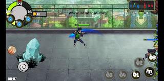 Naruto Senki Mod Ninja Battle Ribert