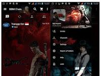 BBM Mod Devil May Cry V3.0.0.18 APK | Trangga Ken