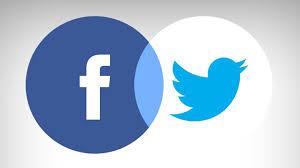 facebook twitter melayang