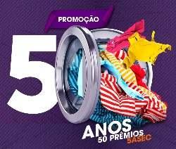 Cadastrar Promoção 5àSec 50 Anos Aniversário 2018 1 Ano Lavanderia