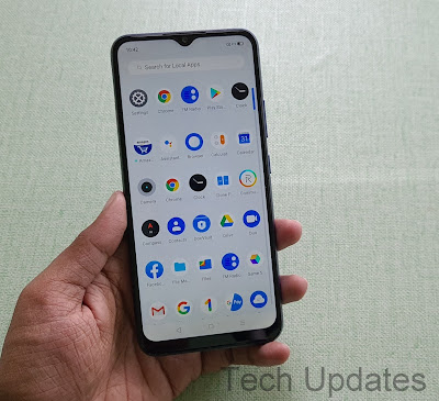 Realme C12 Unboxing & Photo Gallery
