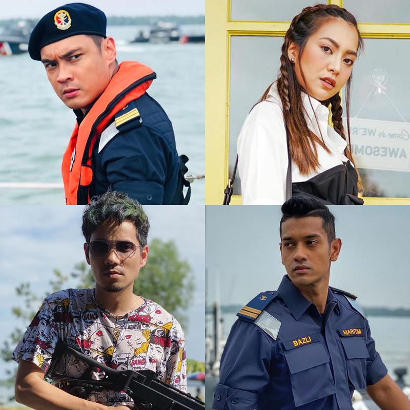 Pelakon TQ Captain