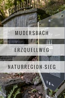 Erzquellweg - Mudersbach - Naturregion Sieg  Erlebnisweg Sieg 21