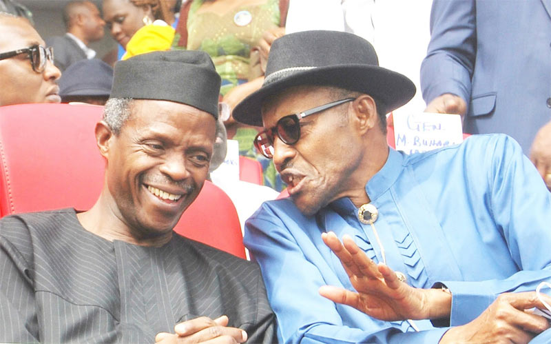 Buhari is hale and hearty - Osinbajo