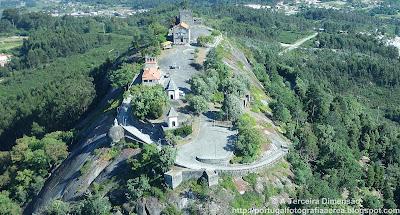 Póvoa de Lanhoso - Castelo de Lanhoso