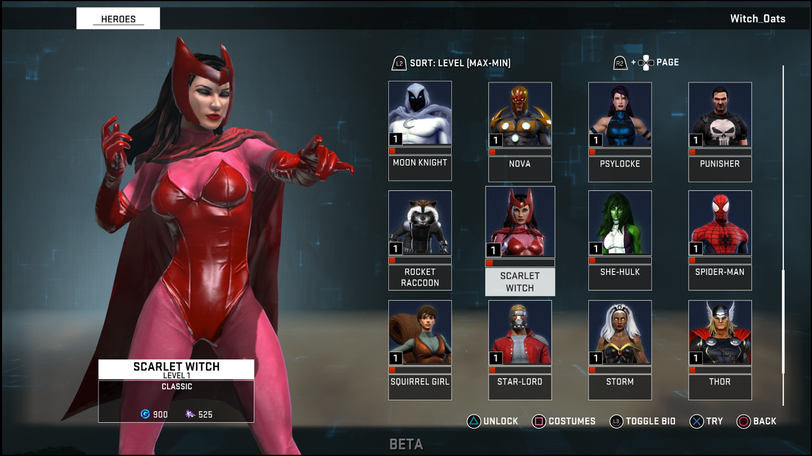 Review: Marvel Heroes Omega (Sony PlayStation 4) - Digitally
