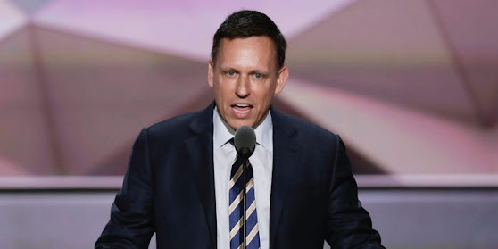 Peter Thiel Steve Bannon bigotry racism China Silicon Valley technology