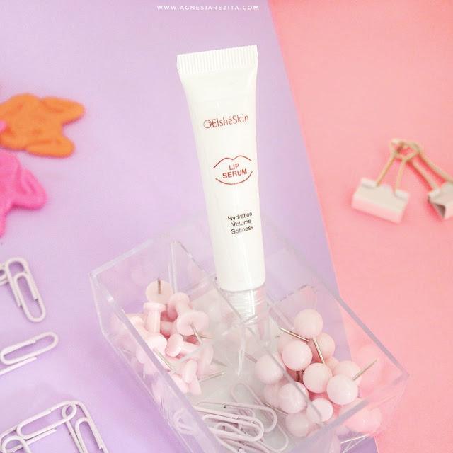 ElsheSkin Lip Serum Mengatasi Bibir Hitam & Kering