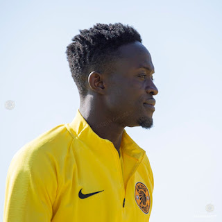 Kaizer Chiefs Signs James Agyekum Kotei