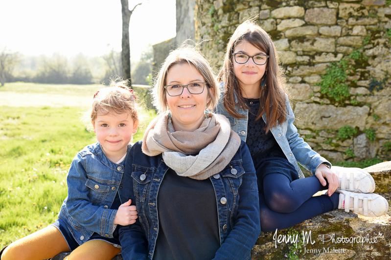 Photographe famille Chantonnay, Moutiers les mauxfaits, La Rochelle 17