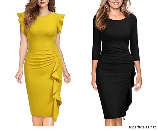 Vestidos mujer elegantes