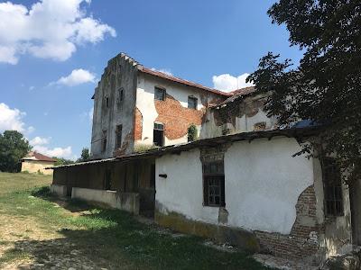 Moara Ciolăneștii din Deal
