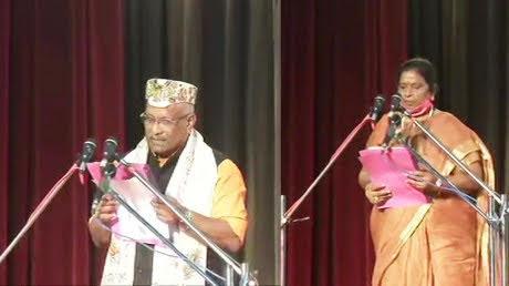 Angika News | नीतीश कुमार सातमो बार बनलै बिहार केरौ मुख्यमंत्री, तार किशोर प्रसाद आरू रेणु देवी बनलै उपमुख्यमंत्री  | Angika.com