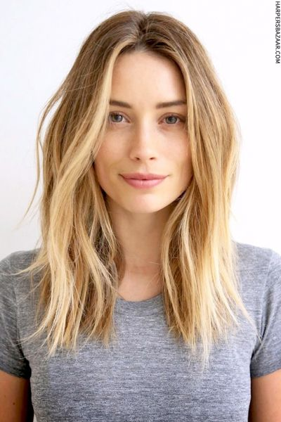 Hair Colour Trends Medium Length