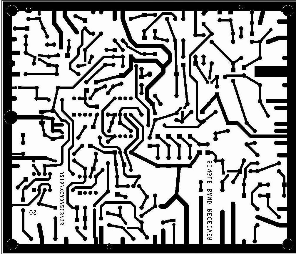ham radio mipl 2013 Meter Circuit layout rx sb 7