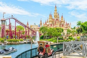 Amusement & Theme Parks Around the World