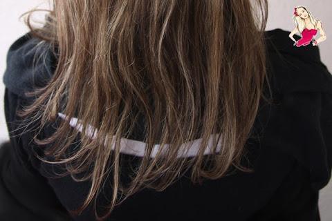 Pod lupą: pielęgnacja włosów Ani - czytaj dalej »