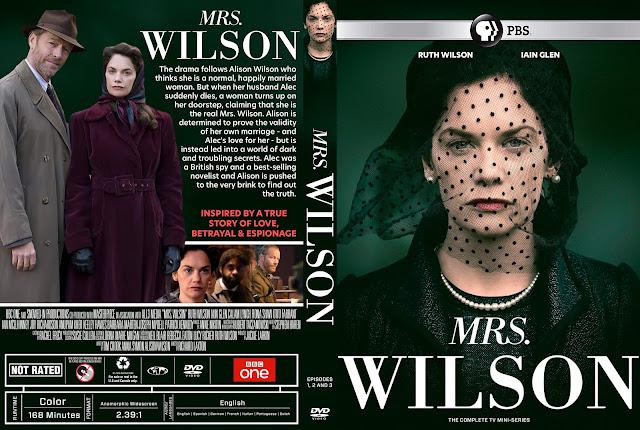 Mrs. Wilson DVD Cover