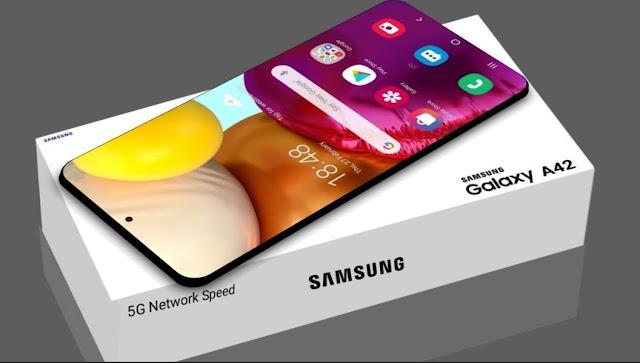 تسريبات هاتف  Galaxy A42 5G مواصفات وسعر الهاتف