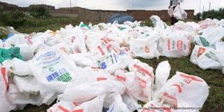 Plastic bags banned in Kenya