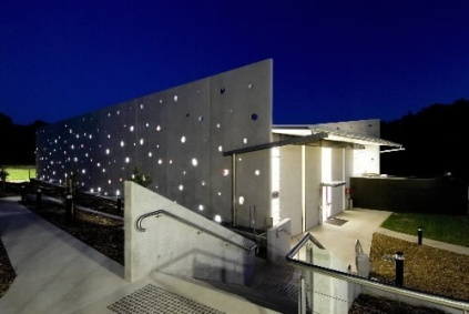 Top 10 Most Beautiful Buildings In Australia Blaq Web - Letterbox-house-in-blairgowrie-australia