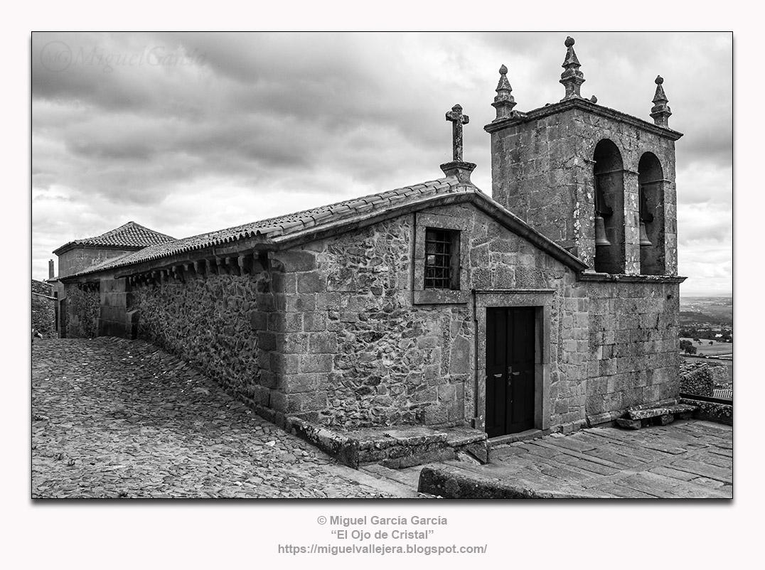 Castelo Rodrigo, Igreja de Nossa Senhora de Rocamador o de Santiago (Igreja Matriz)