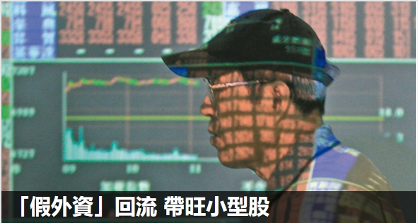 國內外盤前財經彙總20200907台股大盤假外資回流,掃貨小型股美股期貨下挫