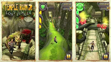 تحميل لعبة الهروب من المعبد Temple Run 2 مهكرة للأندرويد آخر إصدار