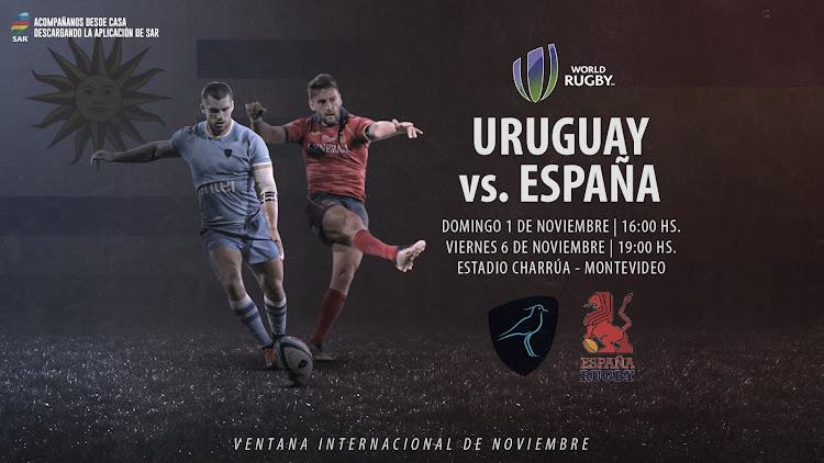 Uruguay vs España en vivo por internet