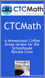 CTCMath - A Schoolhouse Crew Review on Homeschool Coffee Break @ kympossibleblog.blogspot.com