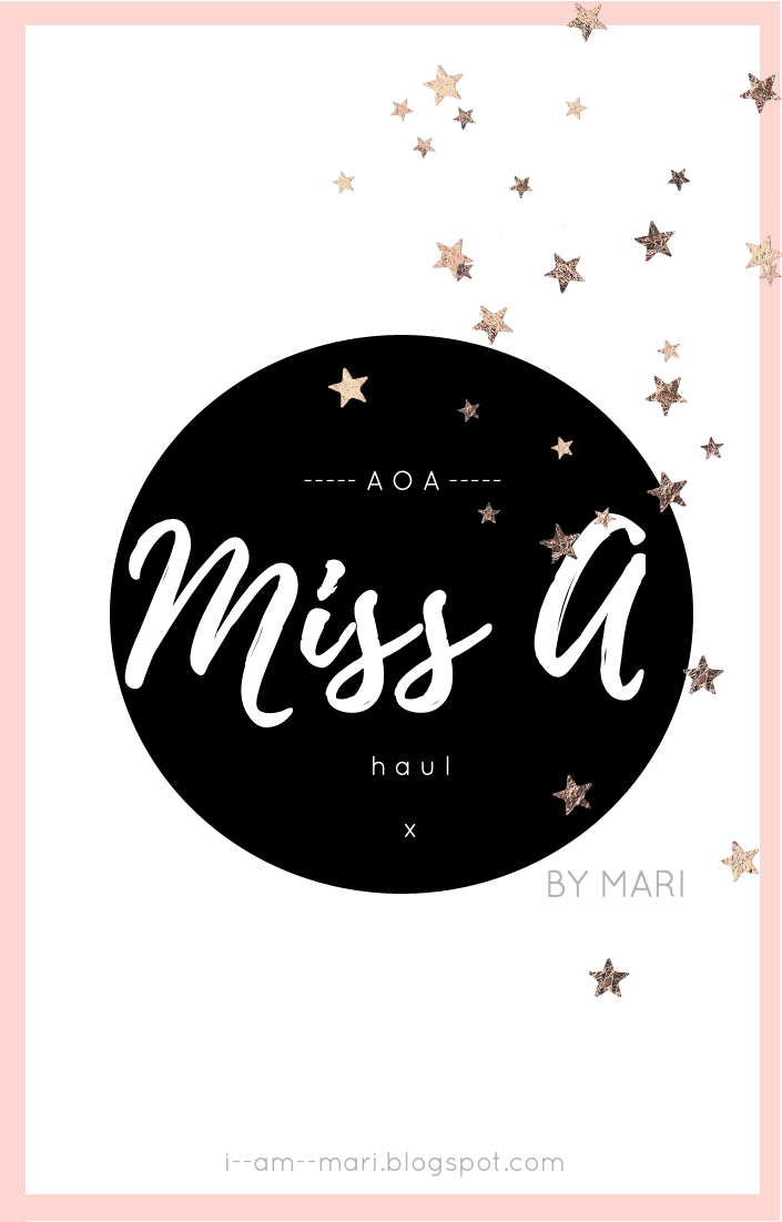 AOA Haul | Miss A | Part I & II