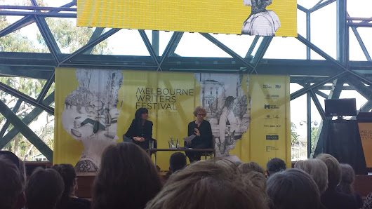 Ruth Reichl at the Melbourne Writer's Festival + Lunch at Bowery to Williamsburg