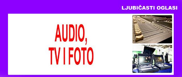 5. AUDIO, TV, FOTO LJUBIČASTI OGLASI