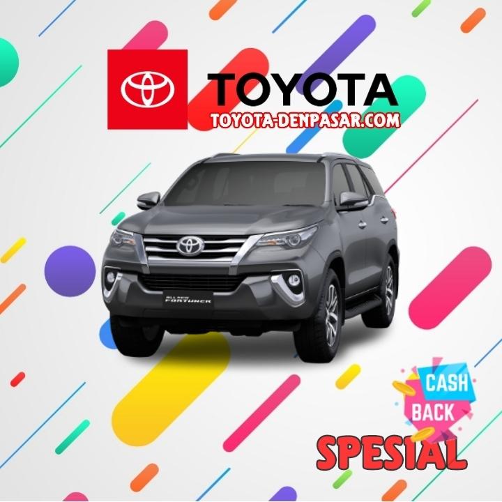 Toyota Denpasar - Lihat Spesifikasi All New Fortuner, Harga Toyota Fortuner Bali dan Promo Toyota Fortuner Bali terbaik hari ini.
