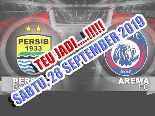 Persib VS Arema 28 September 2019