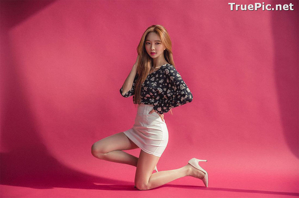 Image Korean Beautiful Model – Park Soo Yeon – Fashion Photography #9 - TruePic.net - Picture-4