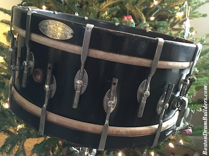1923 George B. Stone & Son Master-Model Drum