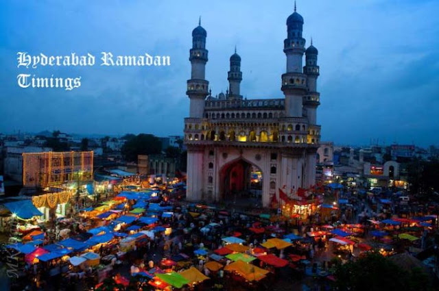 Hyderabad-Ramadan-Timings-2018
