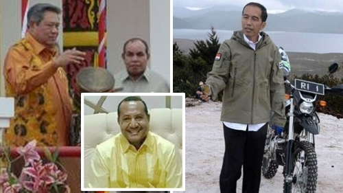 Christ Wamea Sebut SBY Bangun Papua dengan Hati, Era Jokowi Tanah Papua Hanya Senjata Pencitraan