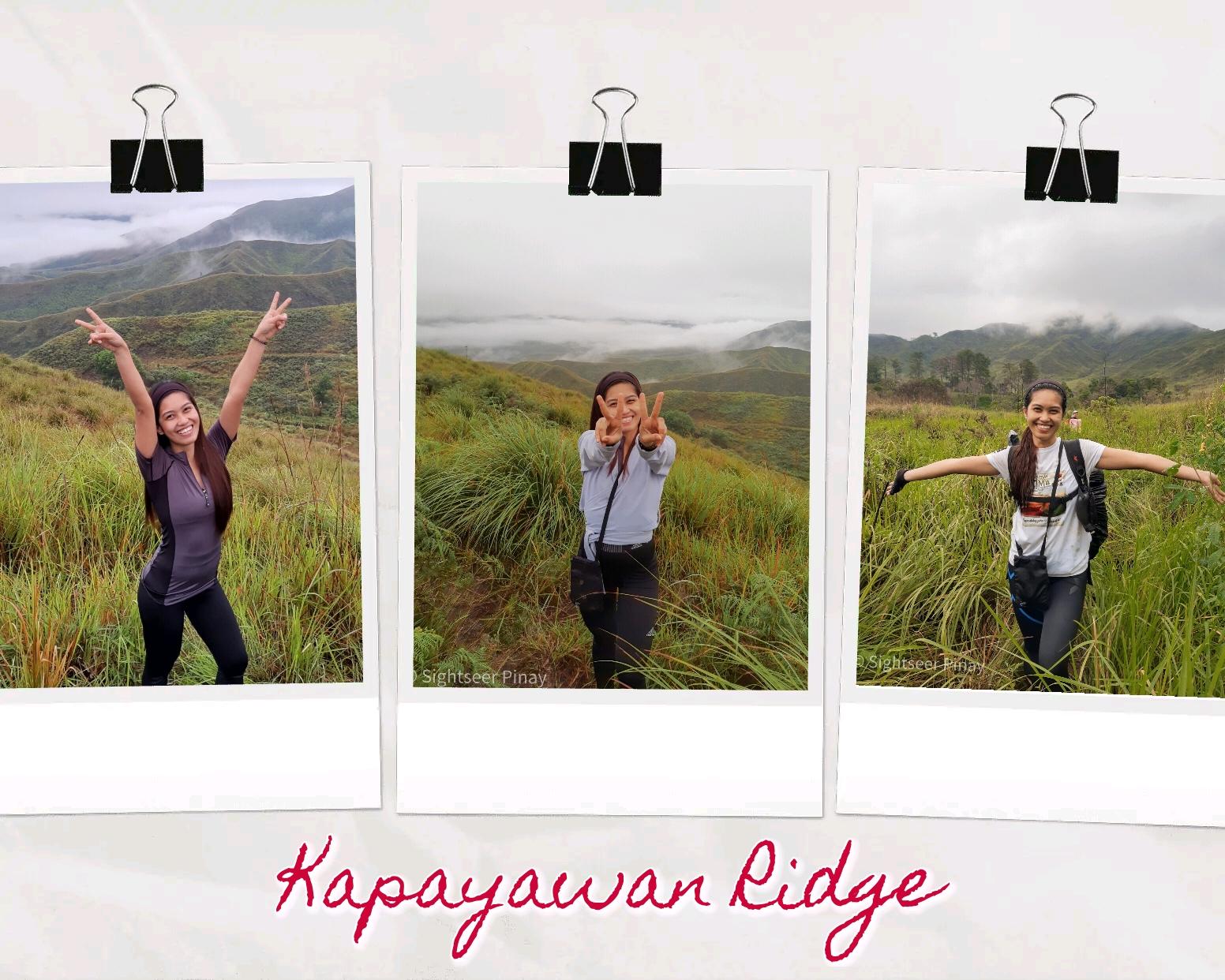 Kapayawan Ridge