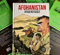 """Puoi vincere gratis una delle copie di """"Afghanistan"""" , il libro di Attilio Micheluzzi"""