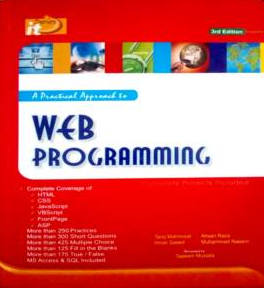 Web Programming by Tasleem Mustafa ( IT Series )