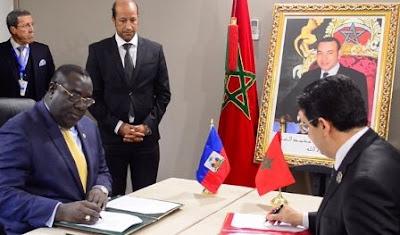ضربة موجعة جديدة لعصابات للبوليساريو  بقرب افتتاح قنصلية عامة لكينيا بالصحراء المغربية