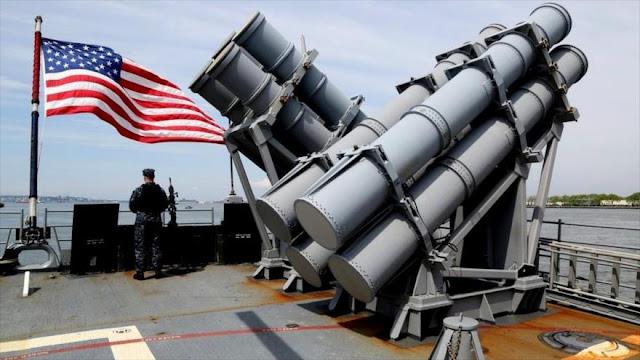 EEUU pretende desplegar misiles de medio alcance en este de Asia