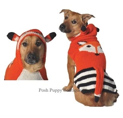Foxy Hoodie Sweater