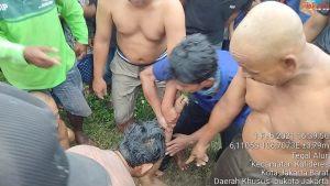 Bocah Tewas Tenggelam di Waduk TPU Tegal Alur Kalideres Jakarta Barat, Korantangsel.com