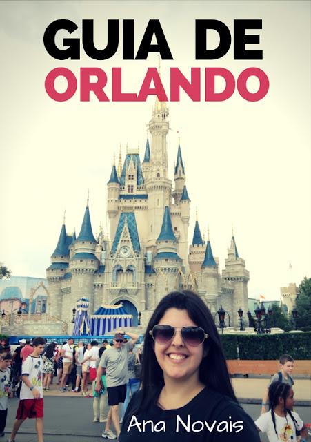 Compre aqui o seu Guia de Orlando - tudo para organizar sua viagem para os parques de Orlando!
